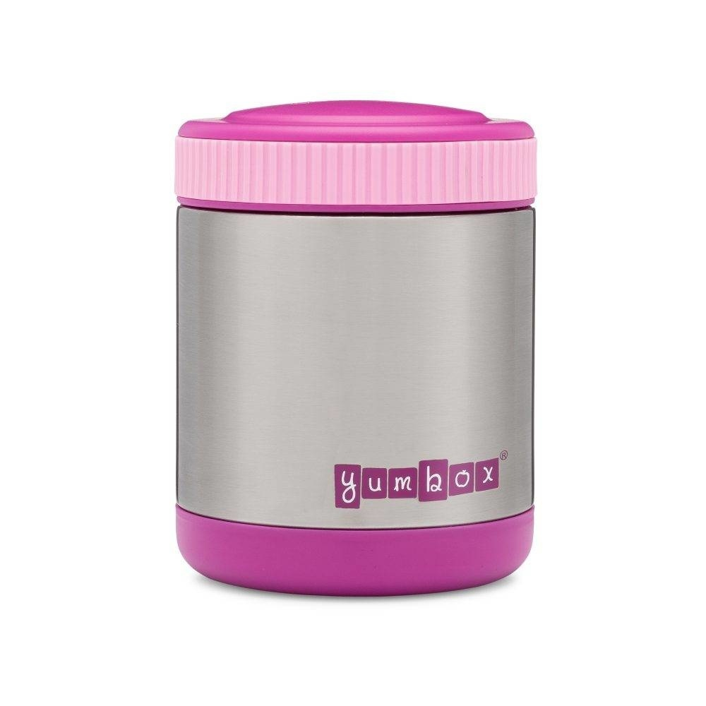 Yumbox Zuppa thermos container Bijoux paars met lepel-3