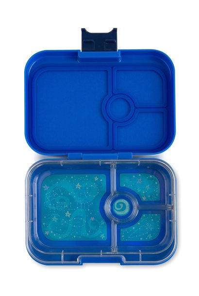 Yumbox Panino 4-sections Neptune blue