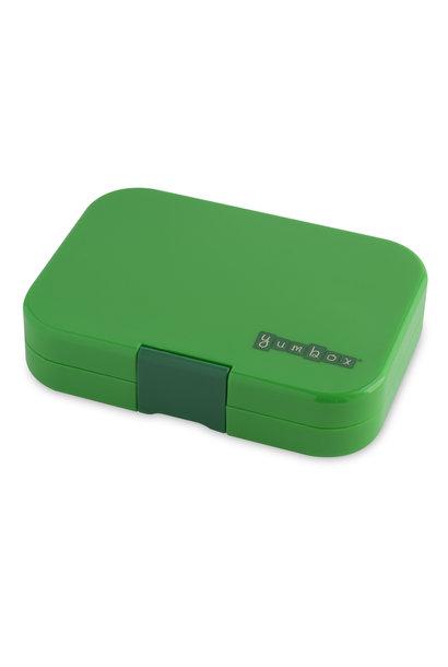 Yumbox exterior box Panino Terra green