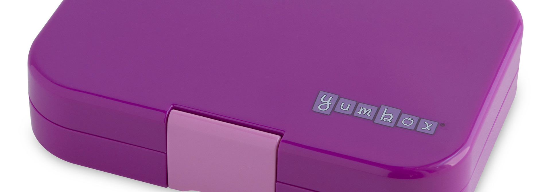 Yumbox Original exterior box Bijoux Purple