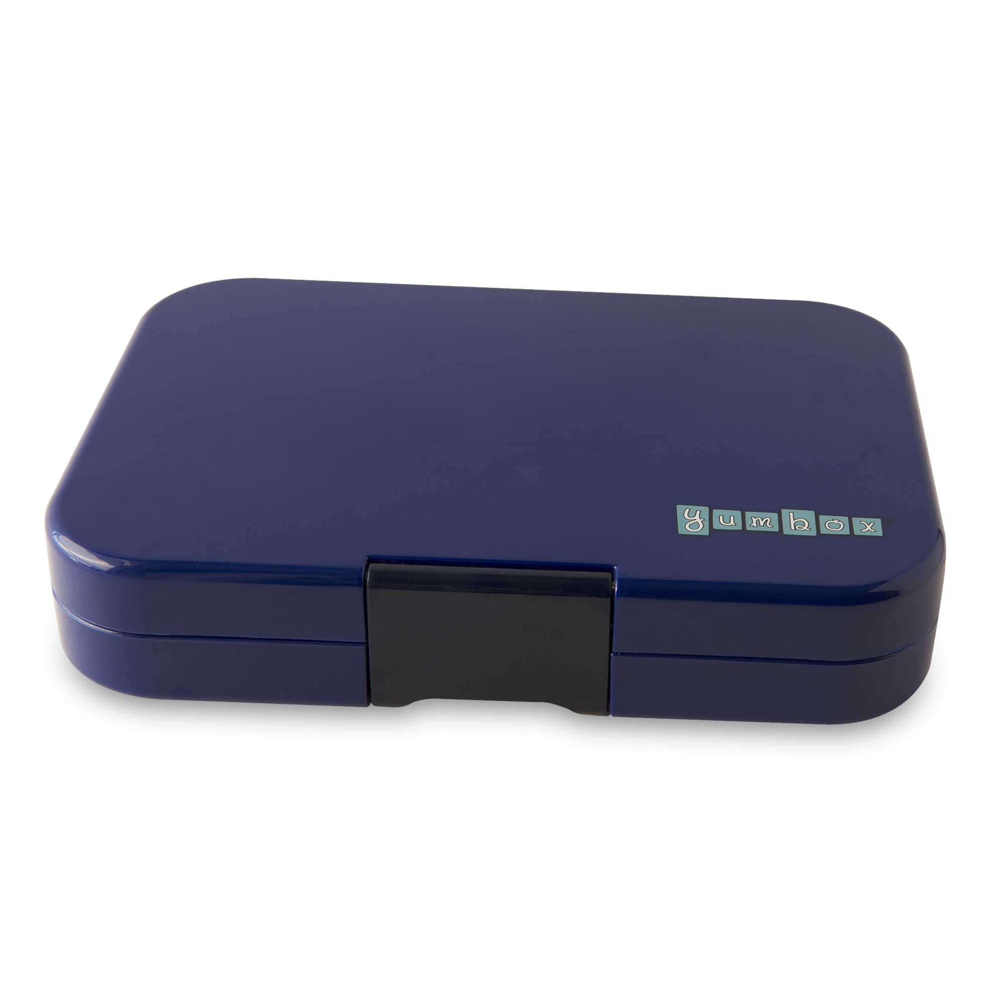 Yumbox Tapas XL 5-sections Portofino blue / Bon appetit tray-3