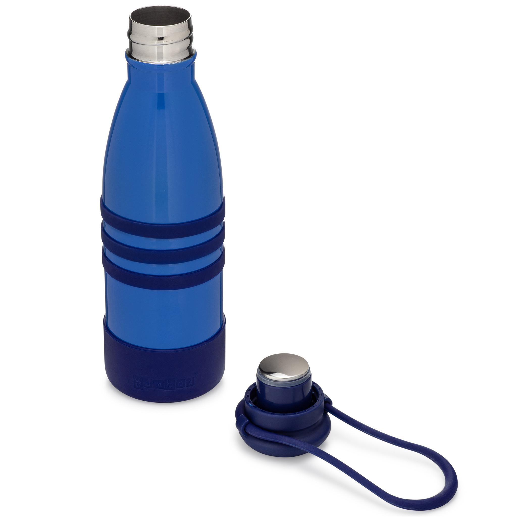 Yumbox Aqua thermo bottle Blue-4