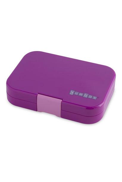 Yumbox Panino exterior box Bijoux purple