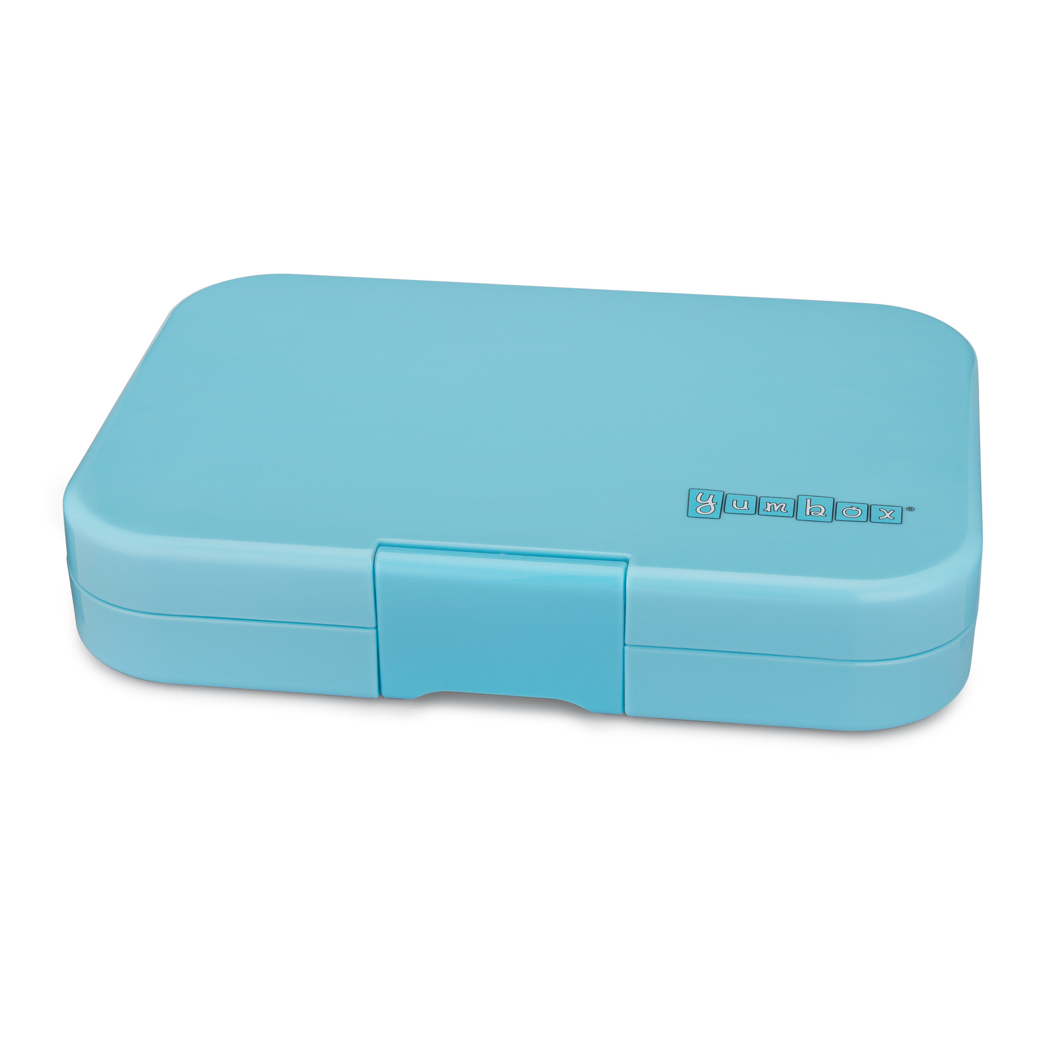 Yumbox Tapas XL lunchbox Nevis blue / Bon appetit tray 5-sections-3