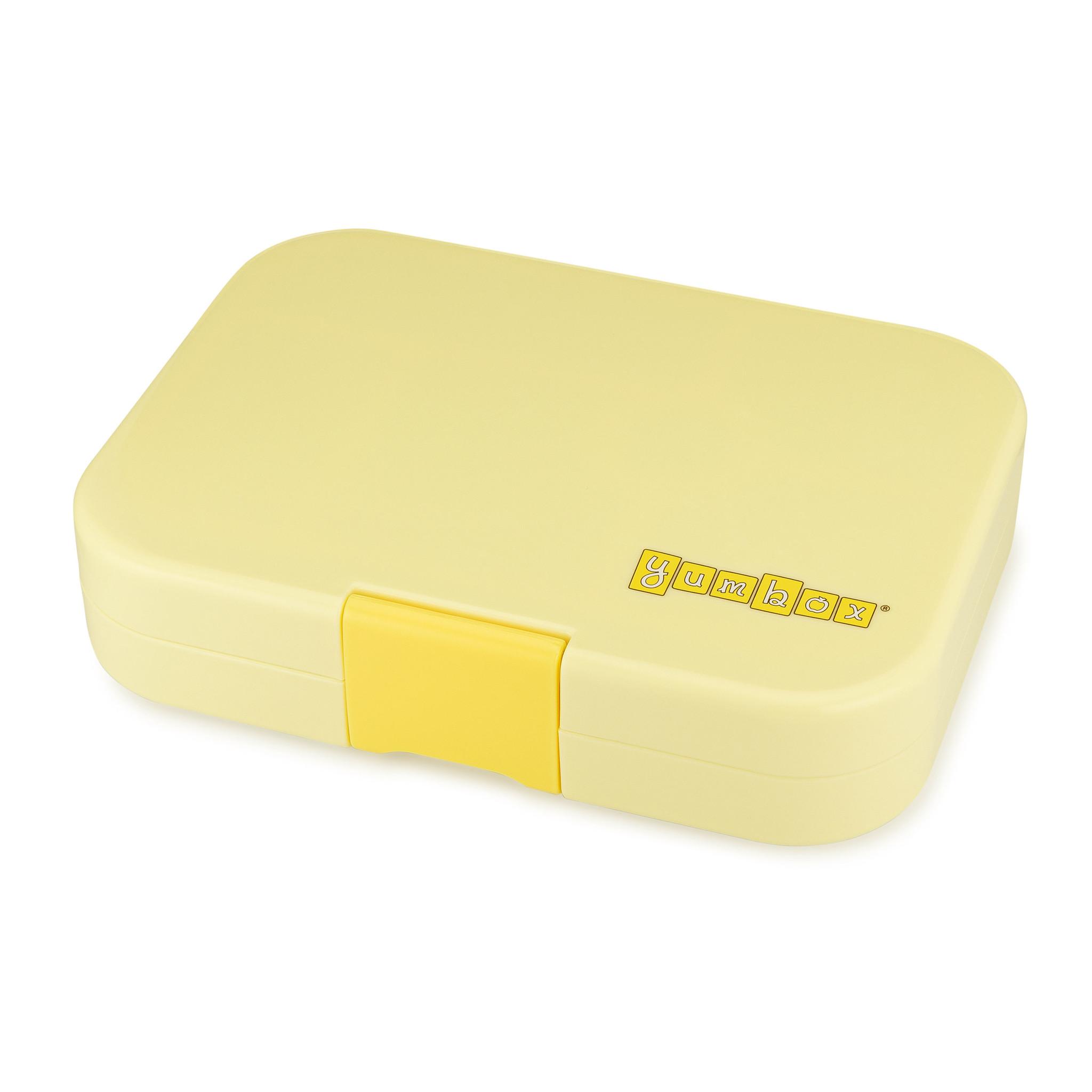 Yumbox Original 6-sections Sunburst yellow / Paradise tray-3