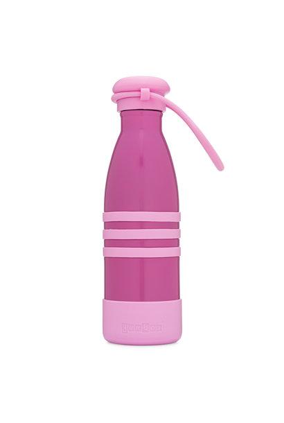 Yumbox Aqua thermo fles roze