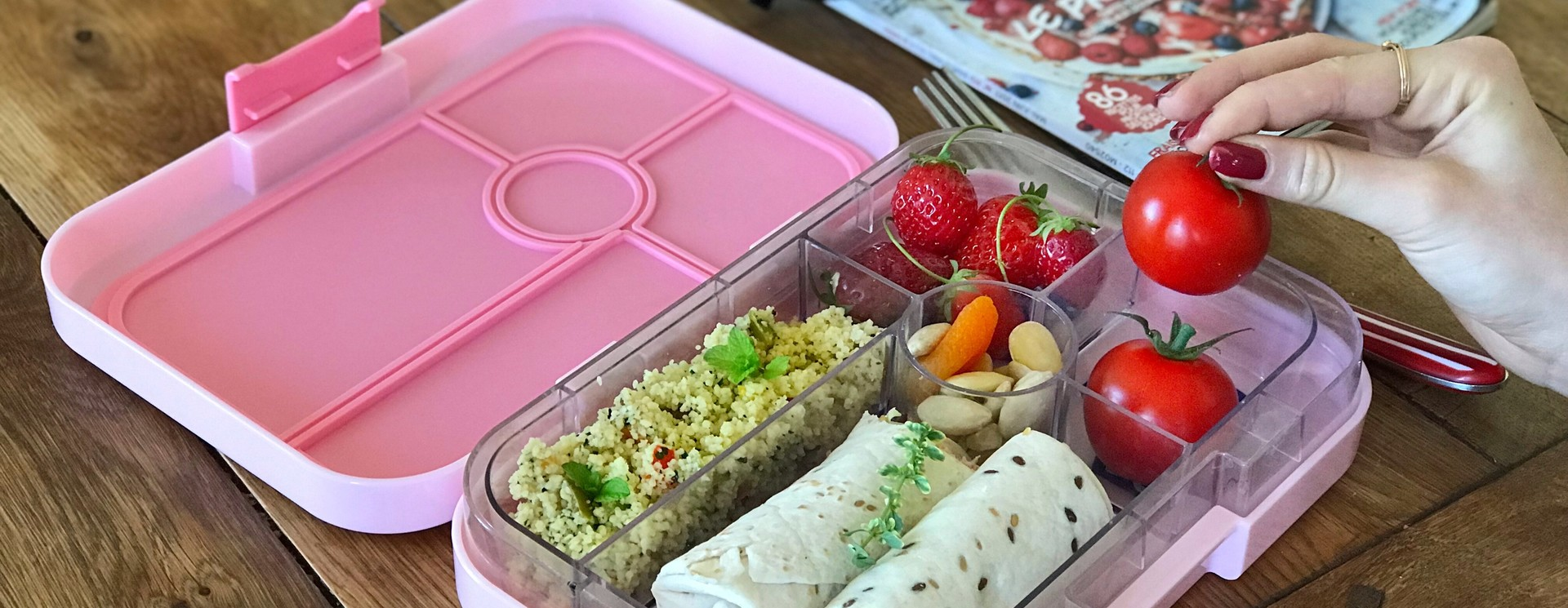Yumbox Tapas XL lunch box