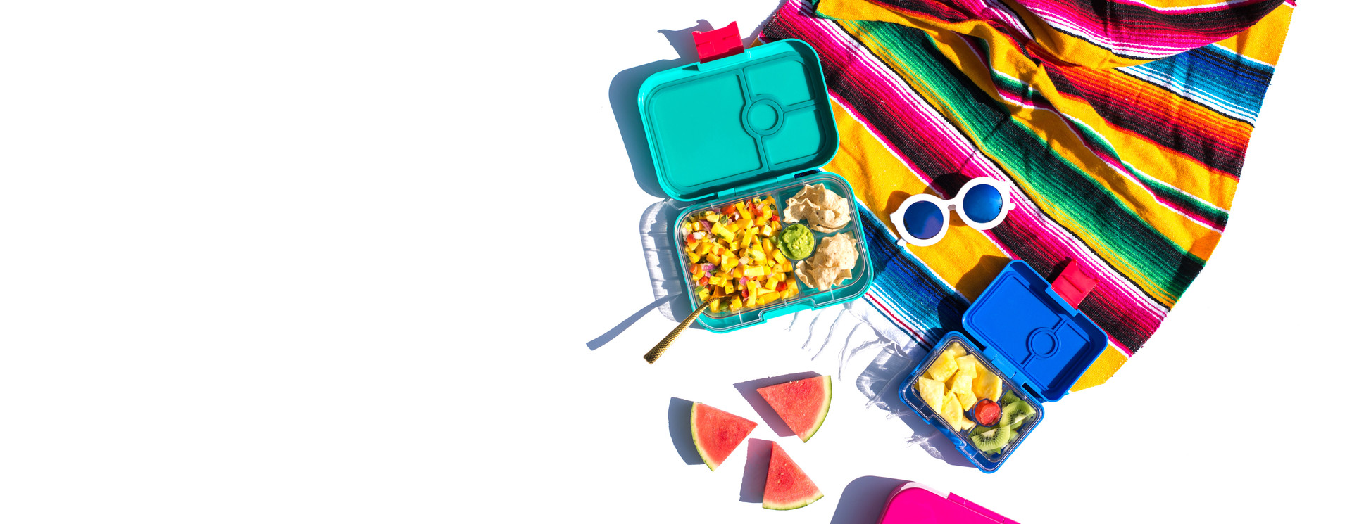 Separate parts for Yumbox
