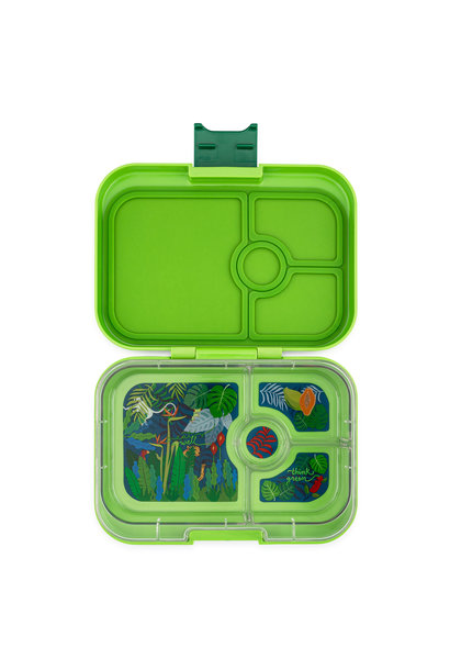 Yumbox Panino 4-sections Congo Green/Jungle