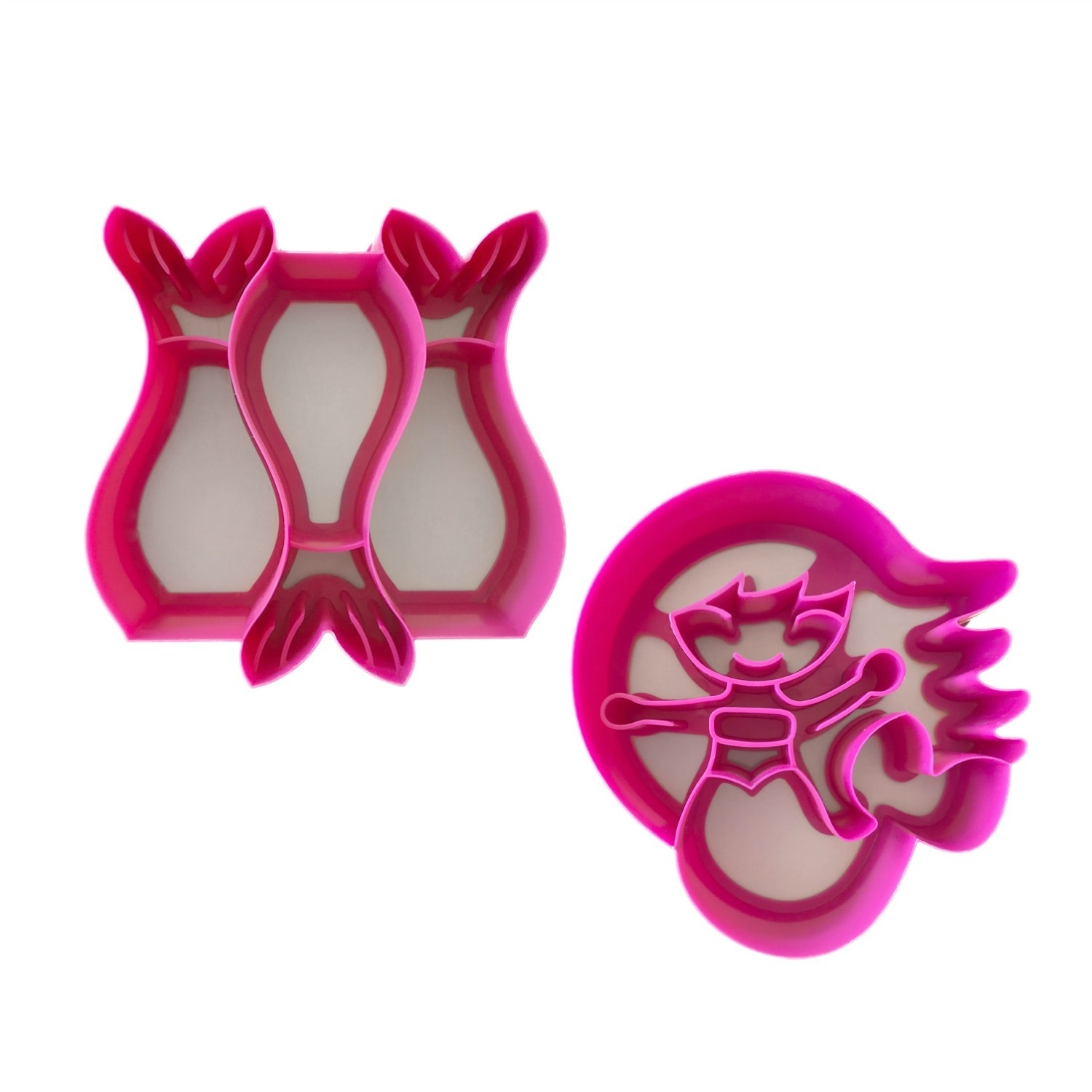 Lunch Punch Sandwich Cutters - Meermaid-1