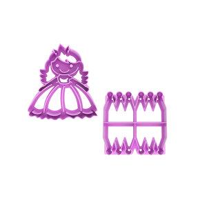 Sandwich Cutters - Princess
