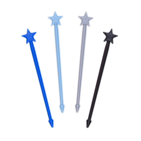 Stix 4-pack - blauw