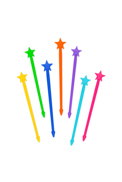 Stix 7-pack - Rainbow