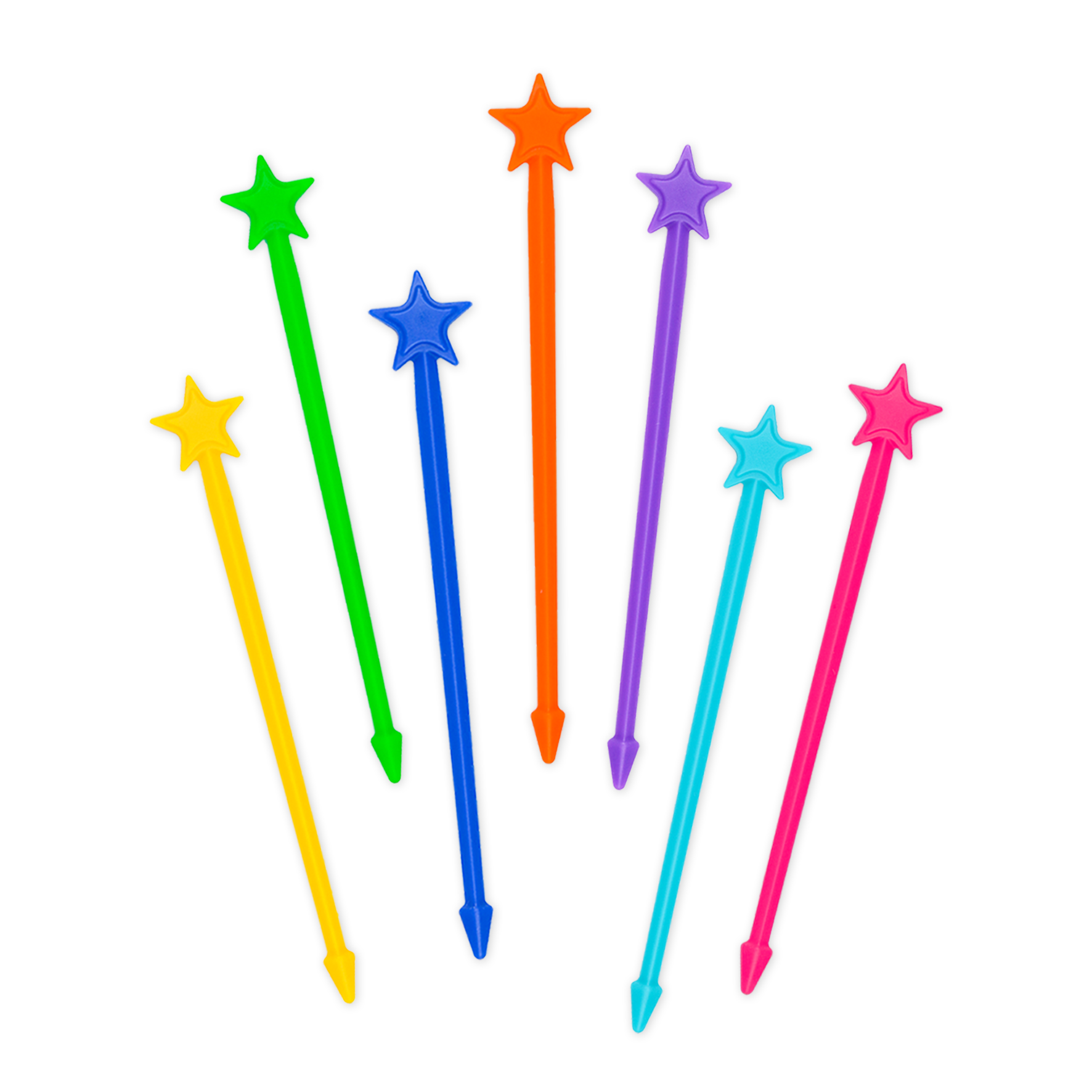 Lunch Punch Stix 7-pack - Rainbow-1