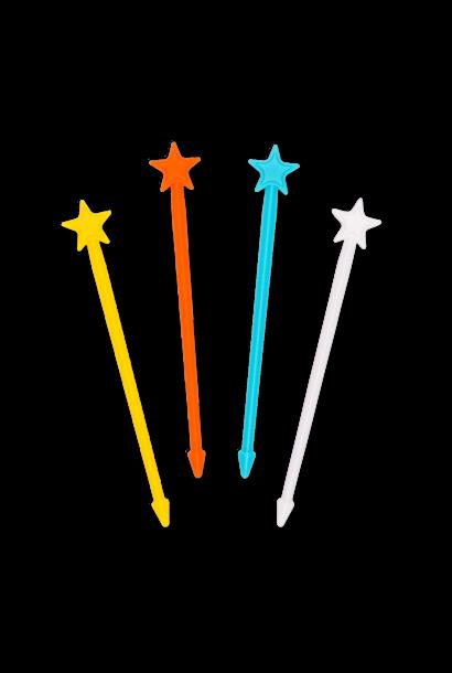 Stix 4-pack - geel