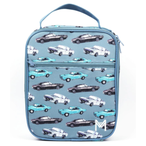 Insulated Lunch Bag - Cars