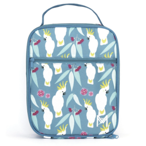 Insulated Lunch Bag - Cockatoo