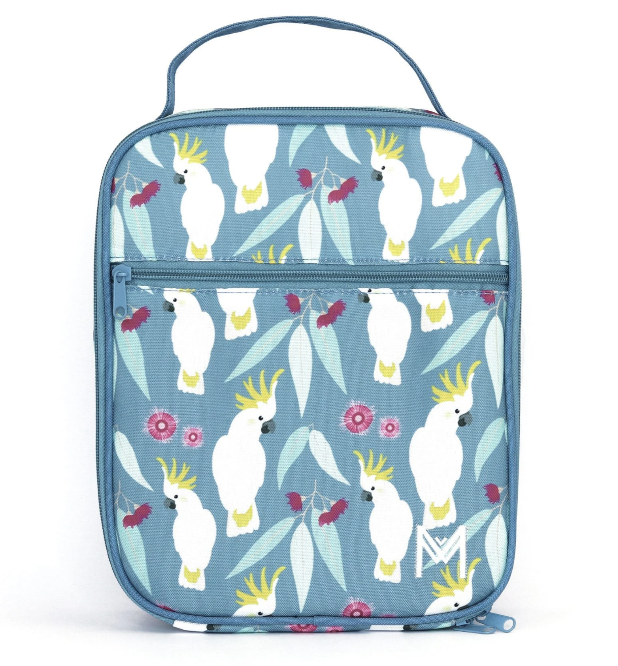 Montii insulated Lunch Bag - Cockatoo-1