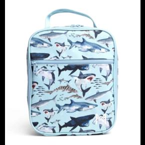 Insulated Lunch Bag - Shark