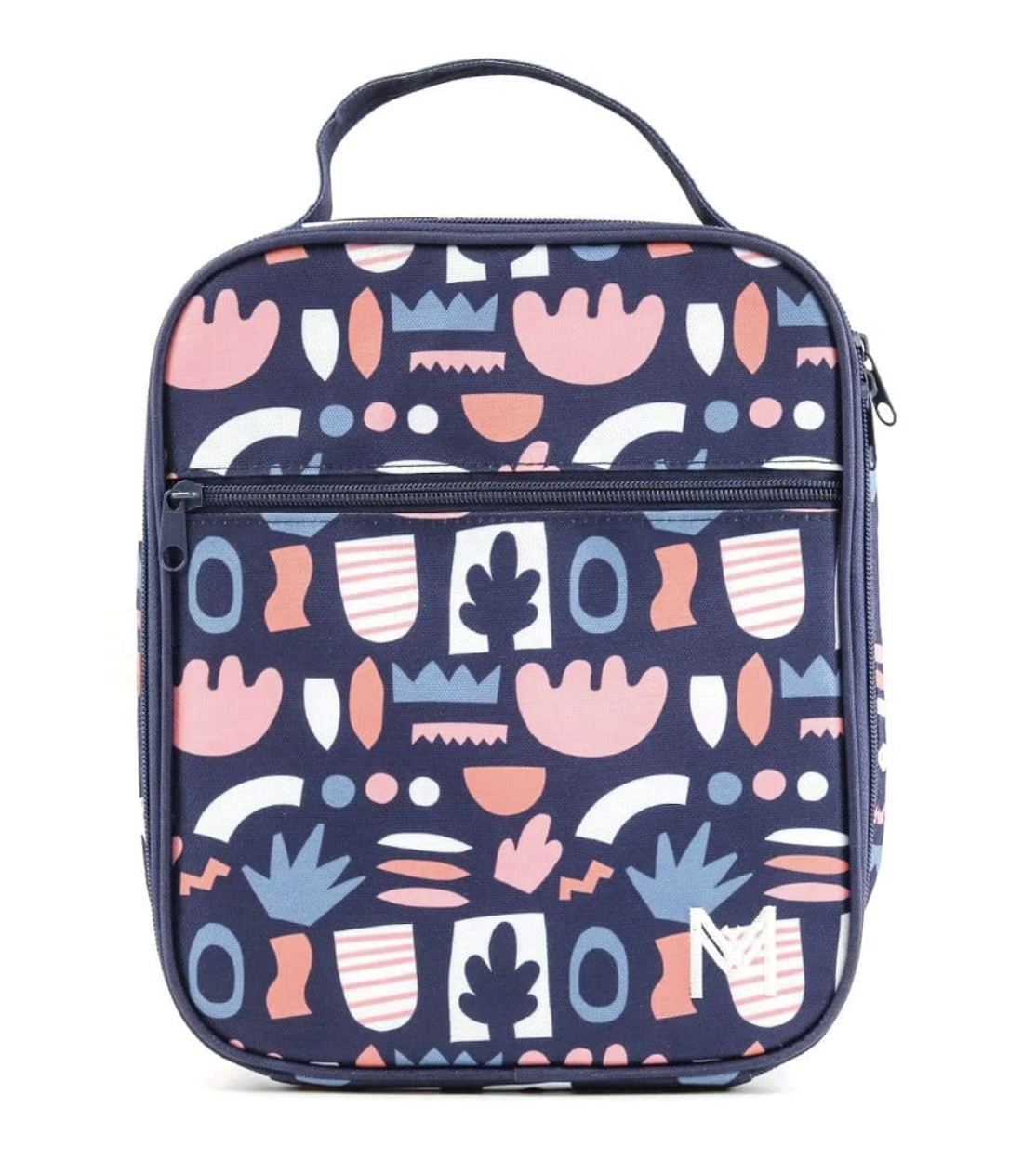 Montii insulated Lunch Bag - Bloom-1