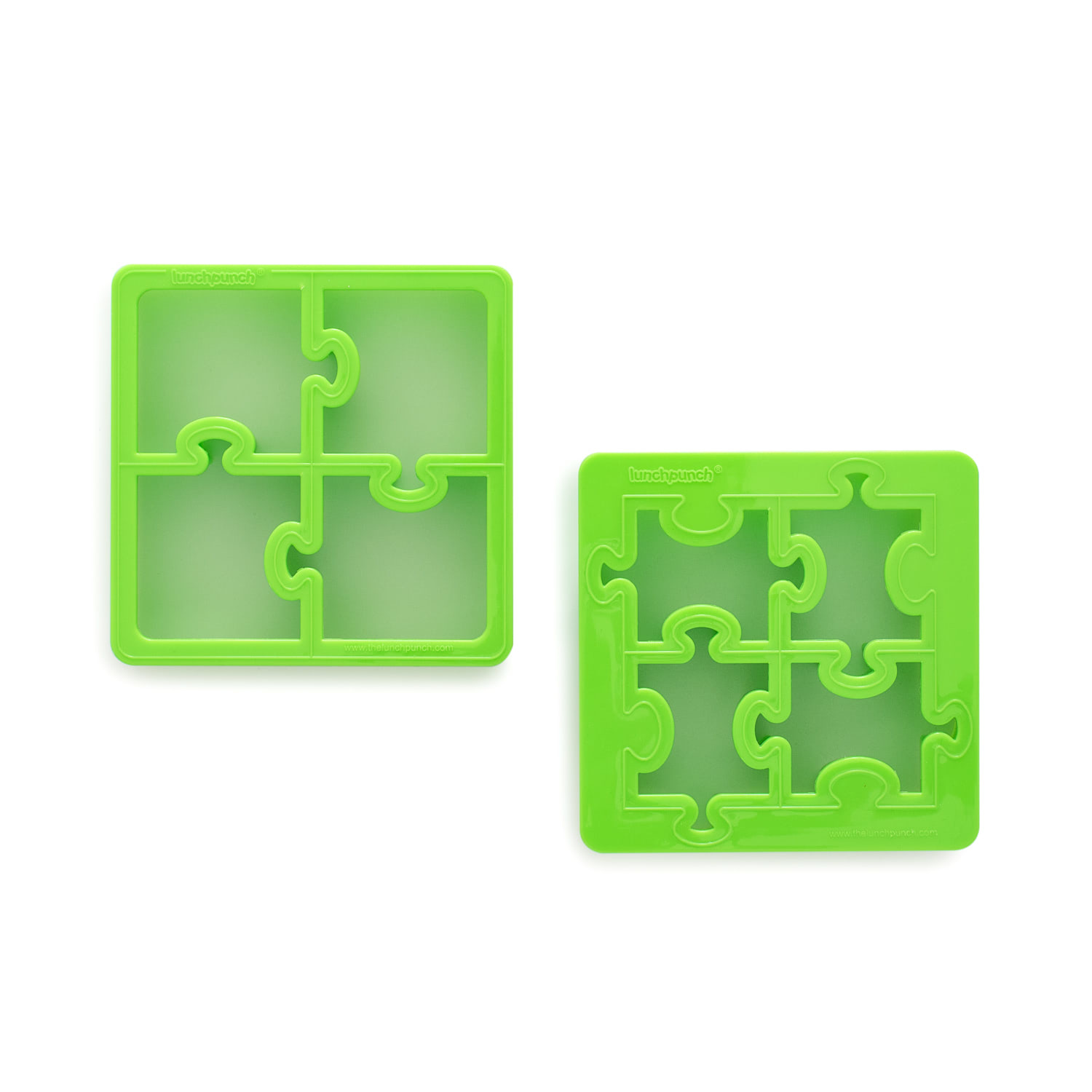 Lunch Punch Sandwich Cutters - Puzzel-4