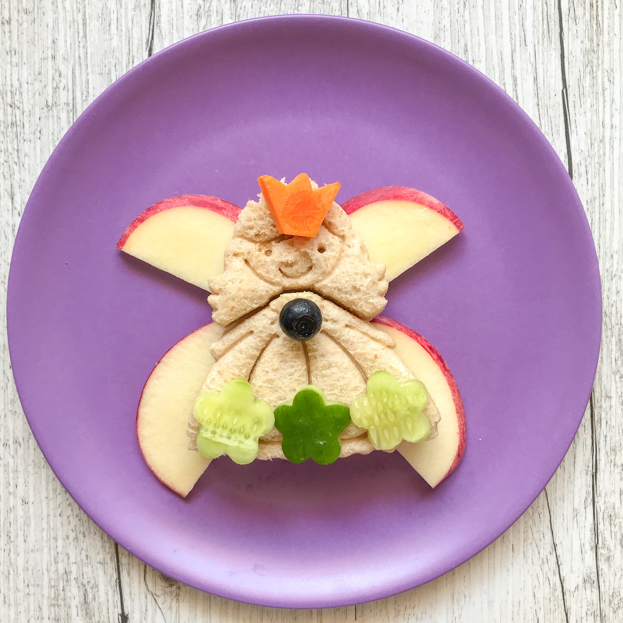 Lunch Punch Sandwich Cutters - Princess-5
