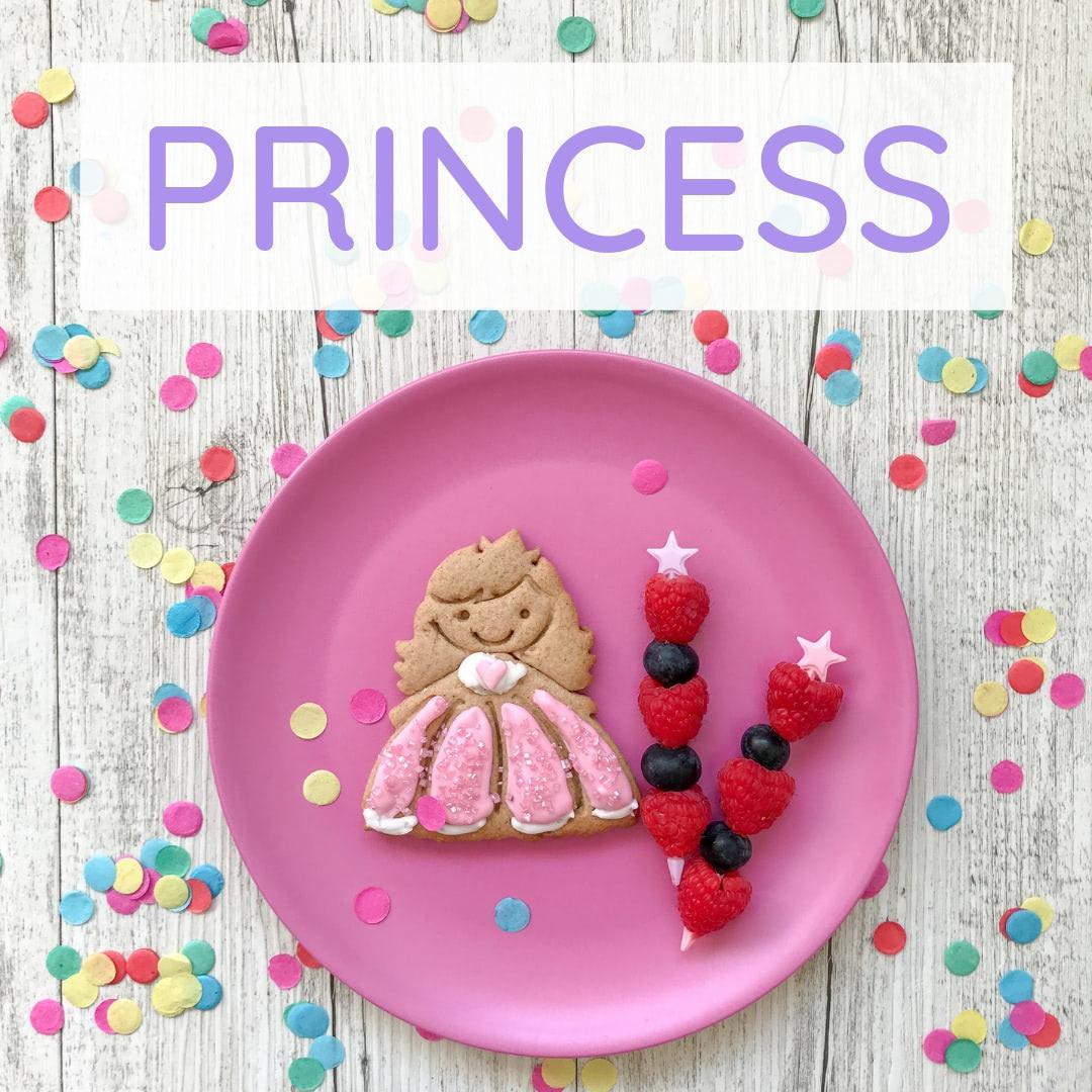 Lunch Punch Sandwich Cutters - Princess-7