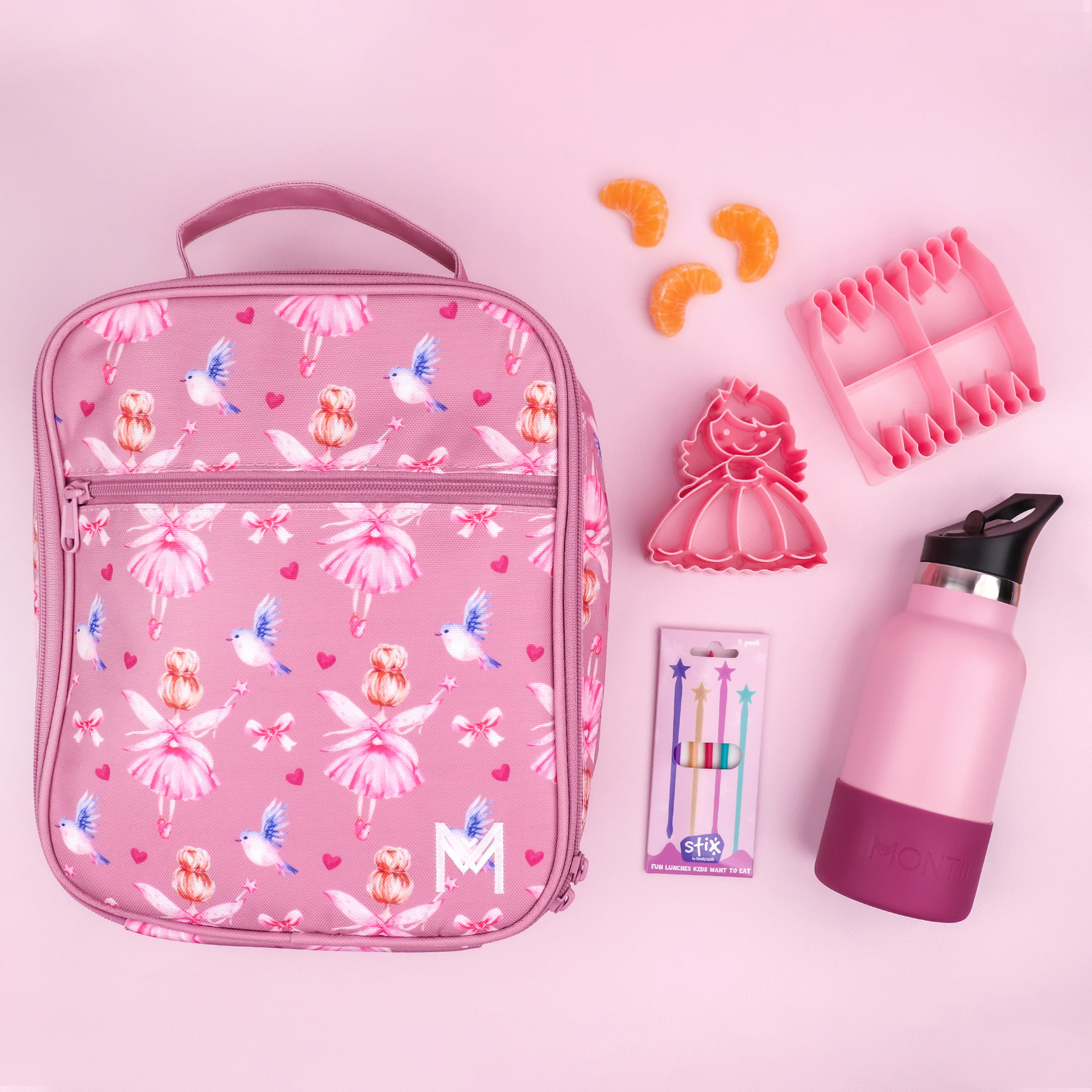 Montii thermisch isolerende Lunch Bag - Fairy-6