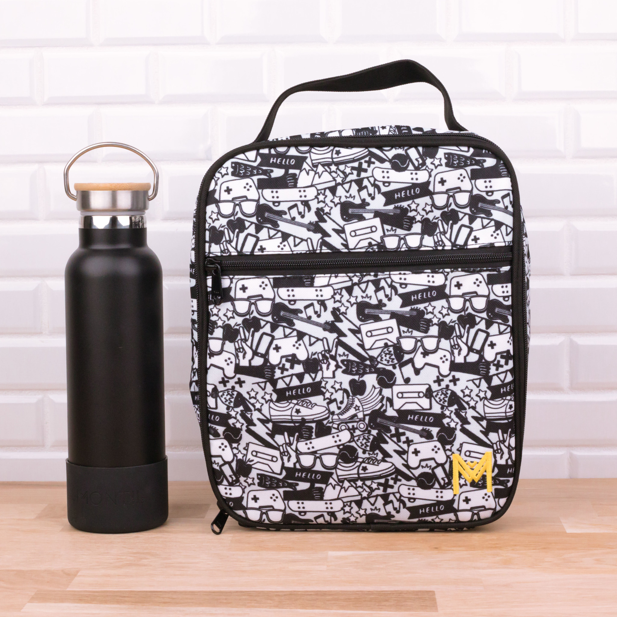 Montii thermisch isolerende Lunch Bag - Street-4