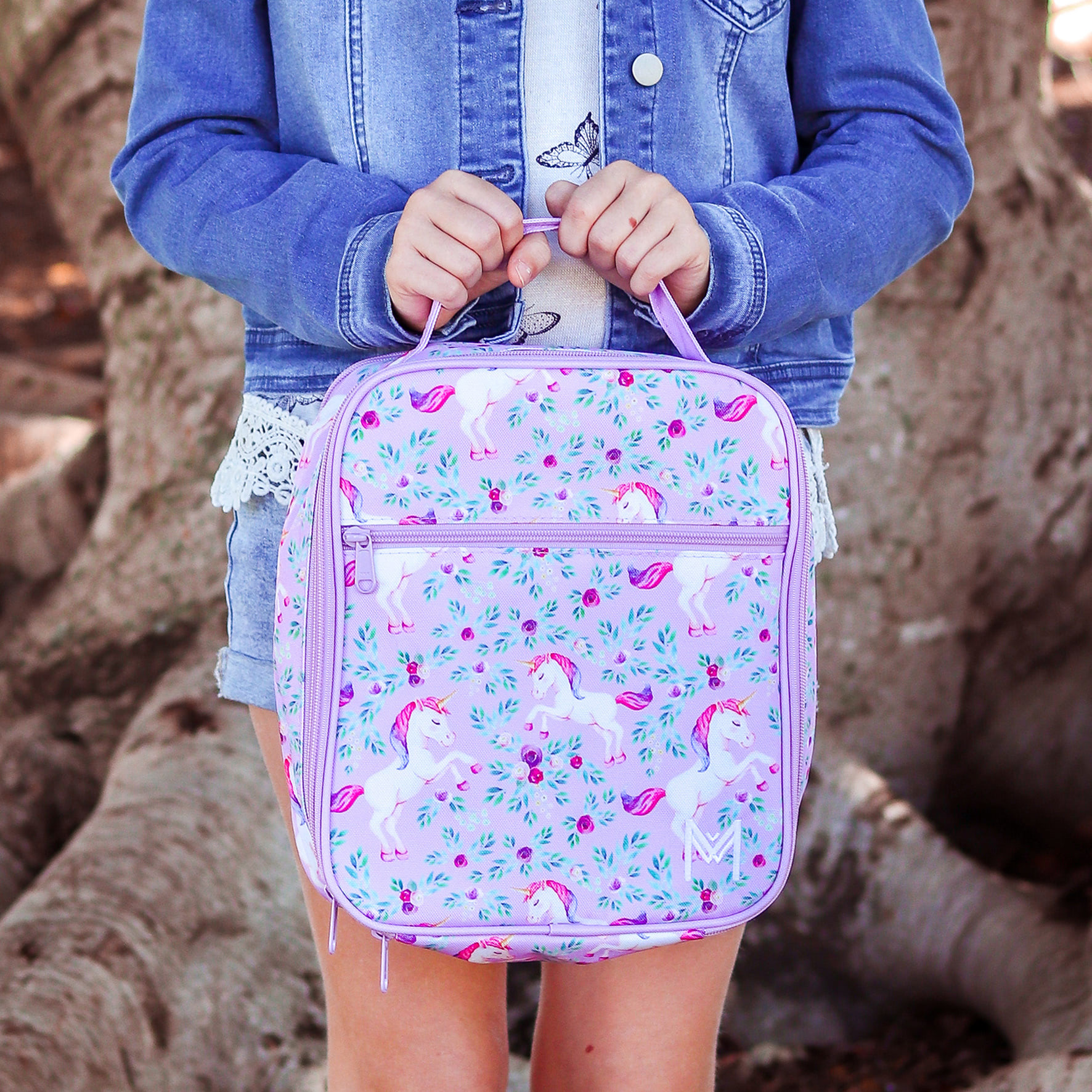 Montii insulated Lunch Bag - Unicorn-4