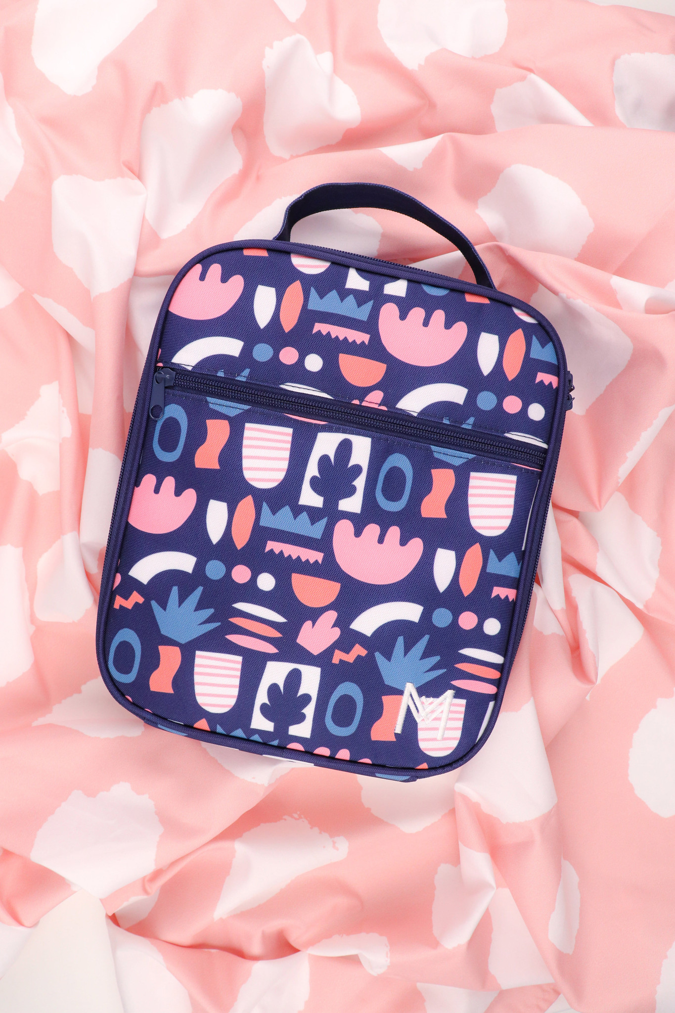 Montii insulated Lunch Bag - Bloom-5
