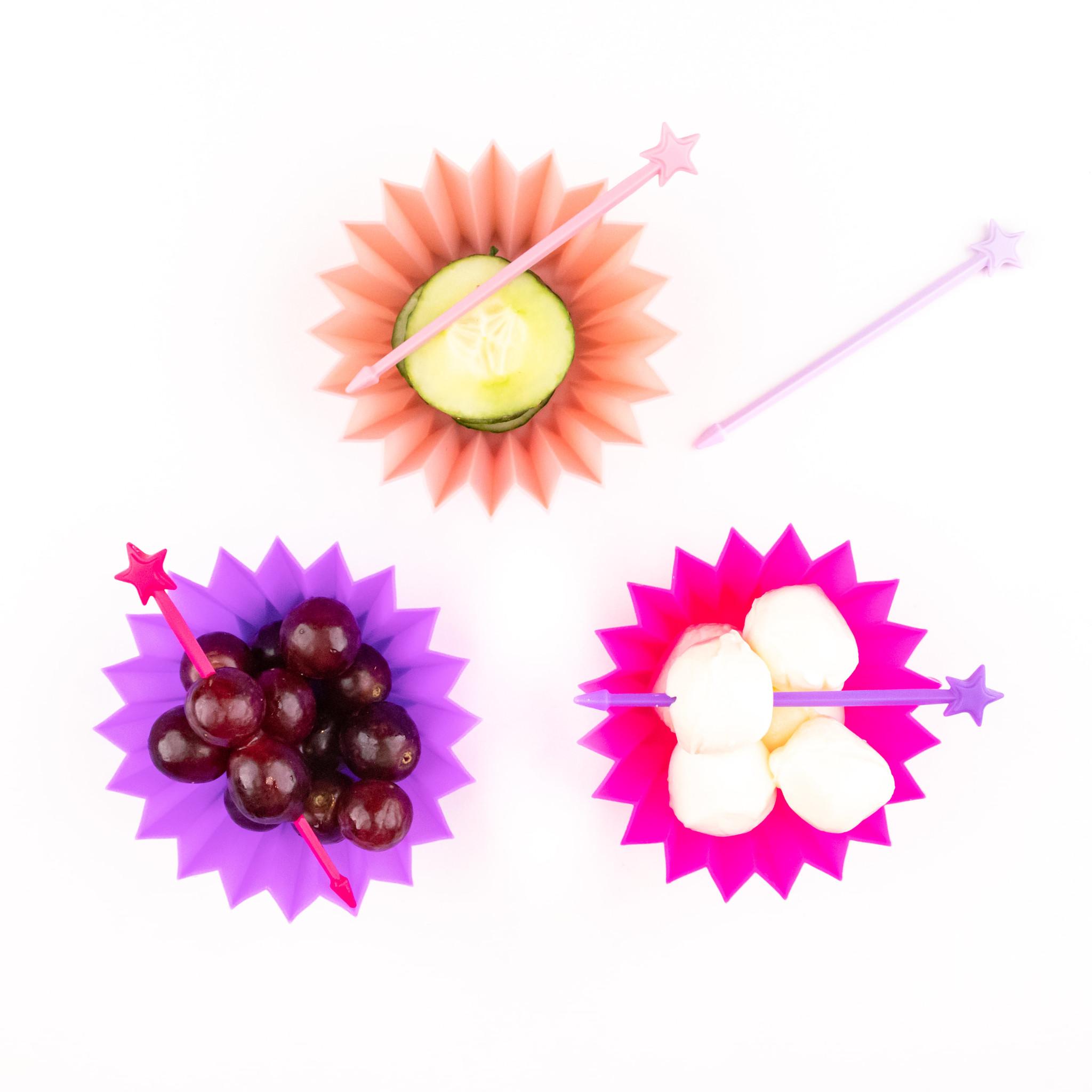 Lunch Punch Siliconen vormpjes roze-3
