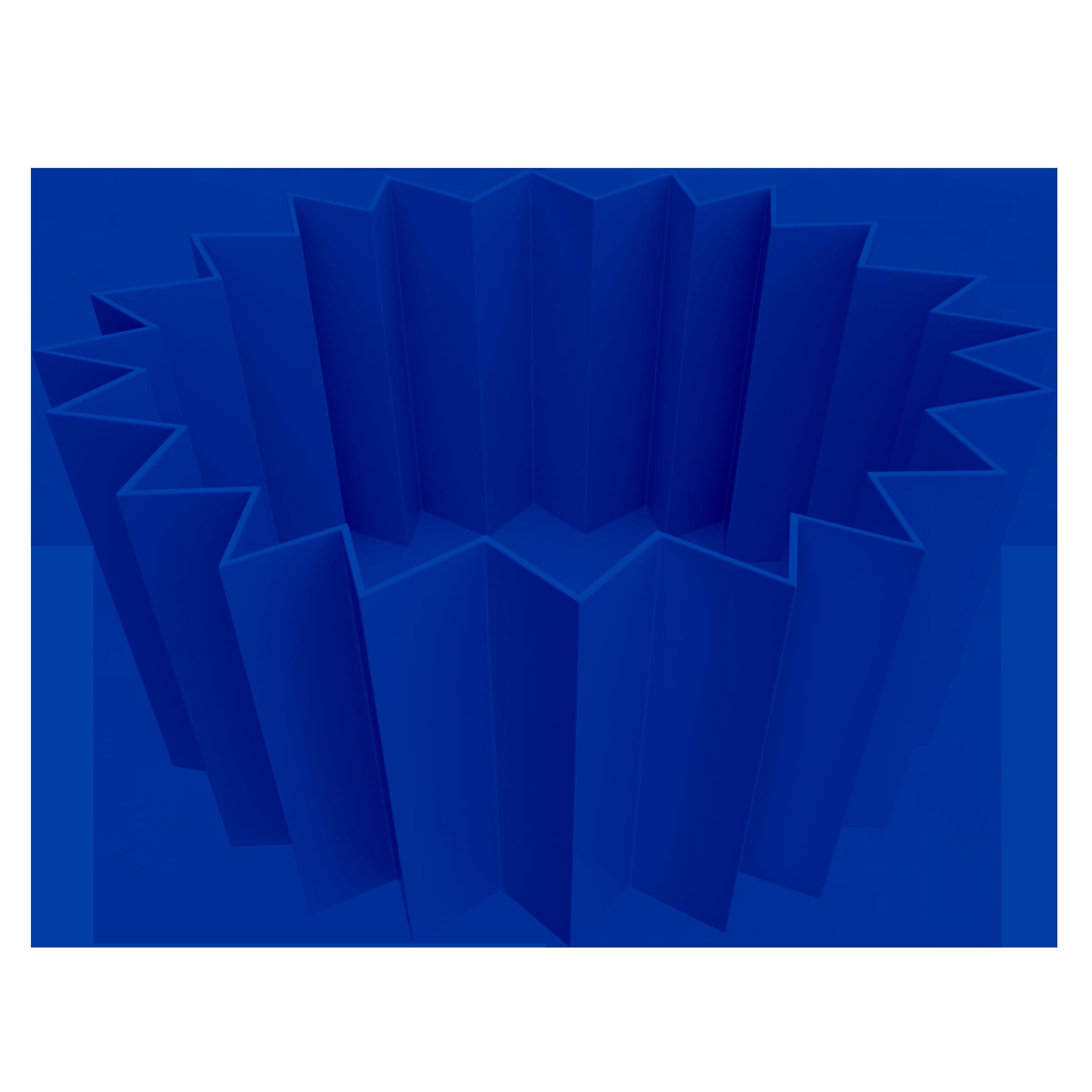 Lunch Punch Siliconen vormpjes blauw-7