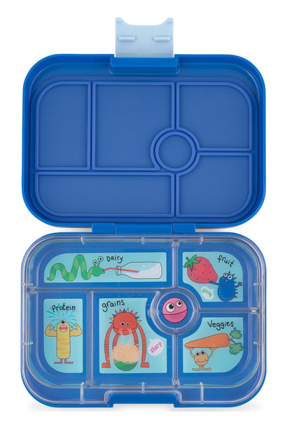 Yumbox Original 6-vakken True blue