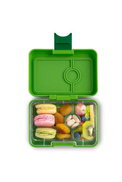 Yumbox MiniSnack 3-sections Go Green (Avocado green)
