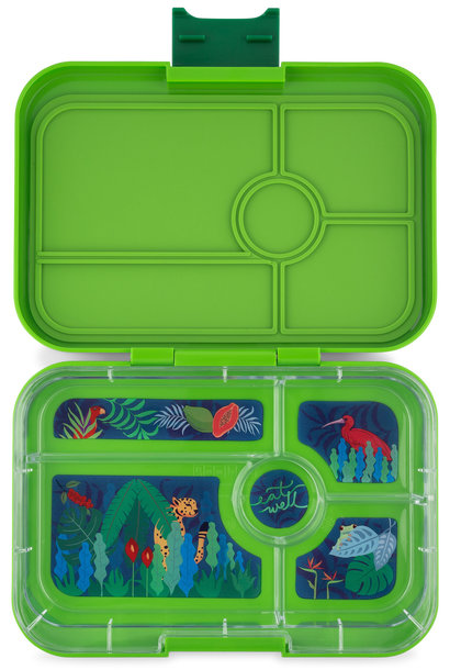 Yumbox Tapas XL 5-sections Go Green