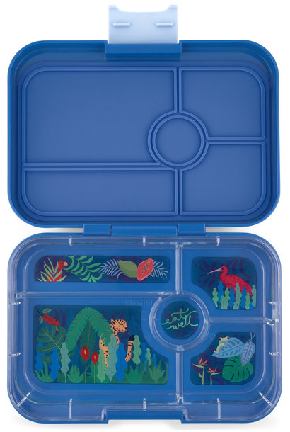 Yumbox Tapas XL 5-sections True Blue