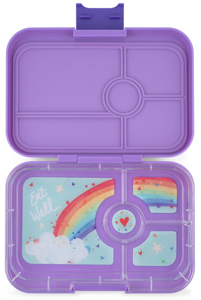 Yumbox Tapas XL 4-sections Dreamy paars