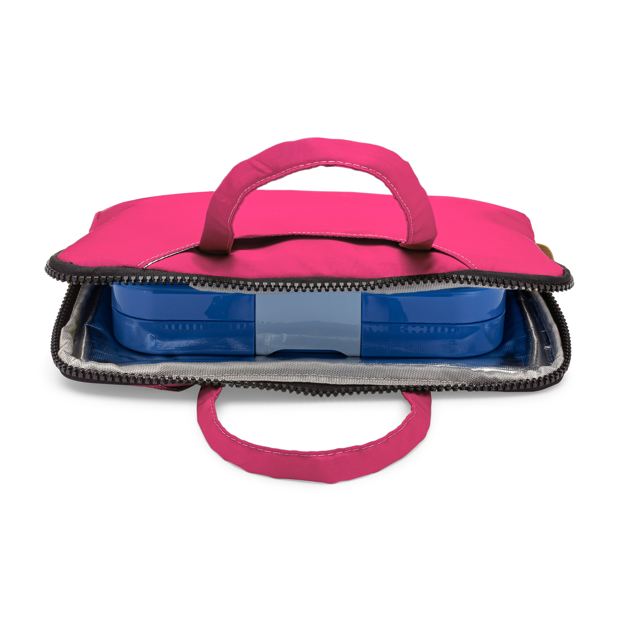 Yumbox Poche with handles Pink-2
