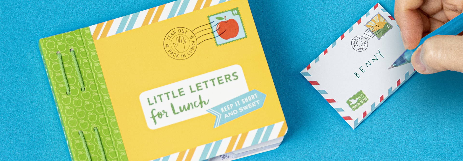 Little Letters for Lunch