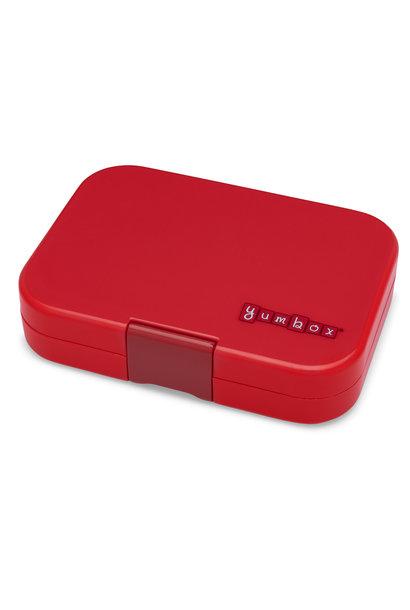 Yumbox Panino exterior box Wow Red