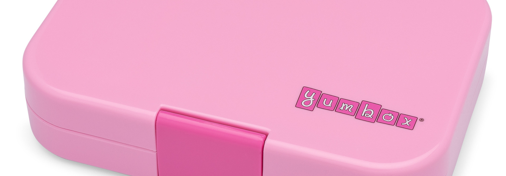 Yumbox Original exterior box Power Pink