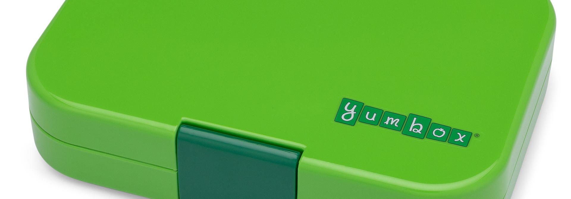 Yumbox Original exterior box Go Green
