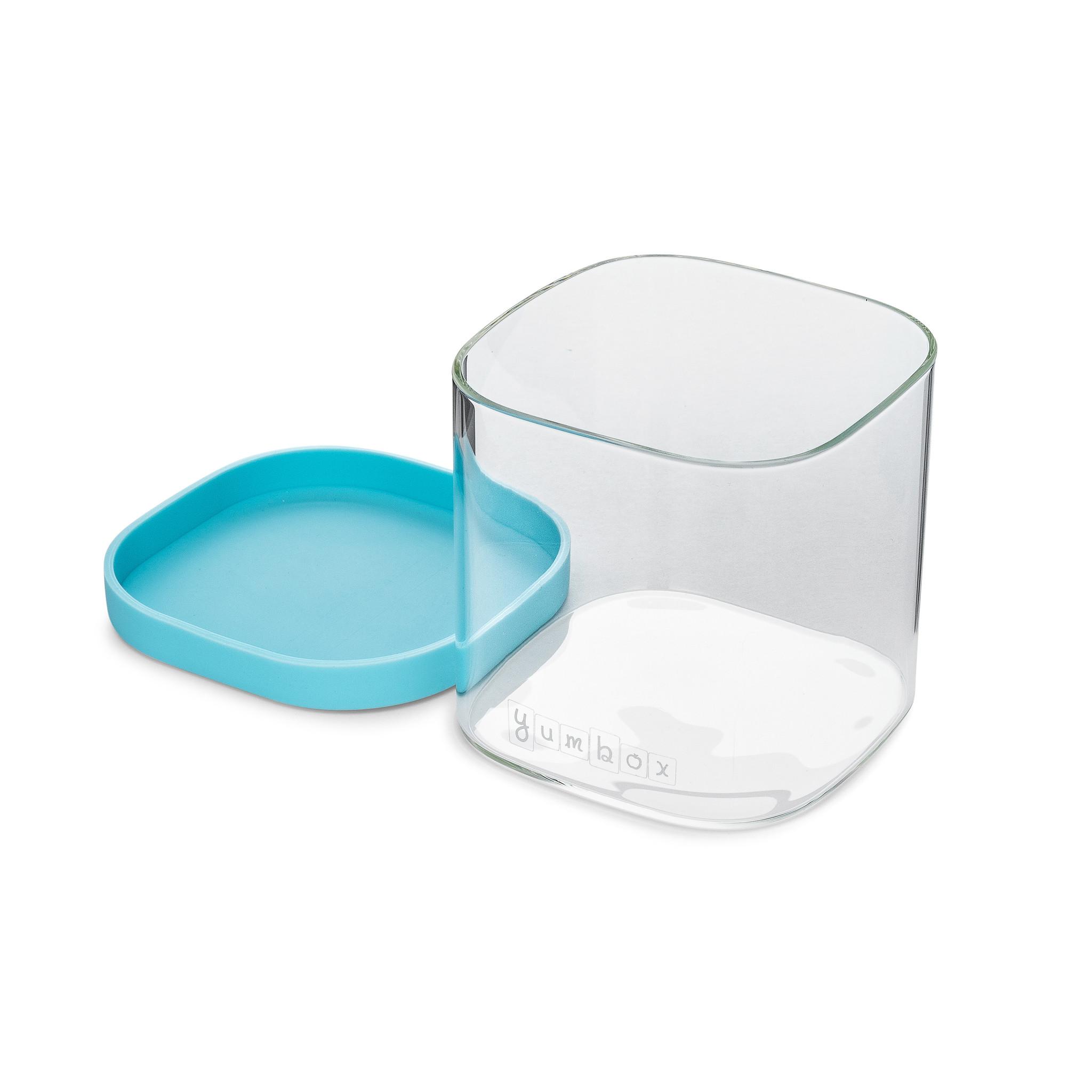 Yumbox Chop Chop 3 glass cubes Crisp-6