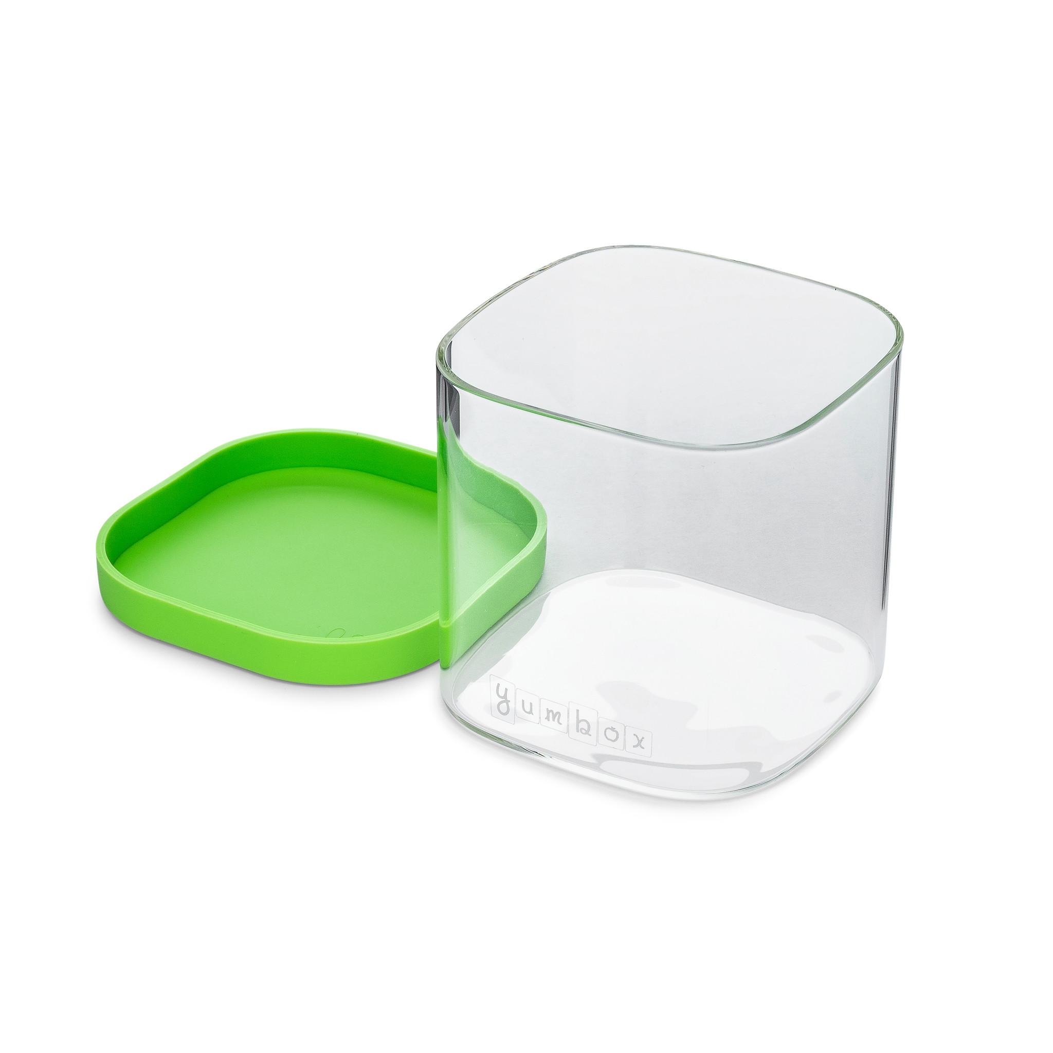 Yumbox Chop Chop 3 glass cubes Vibrant-7