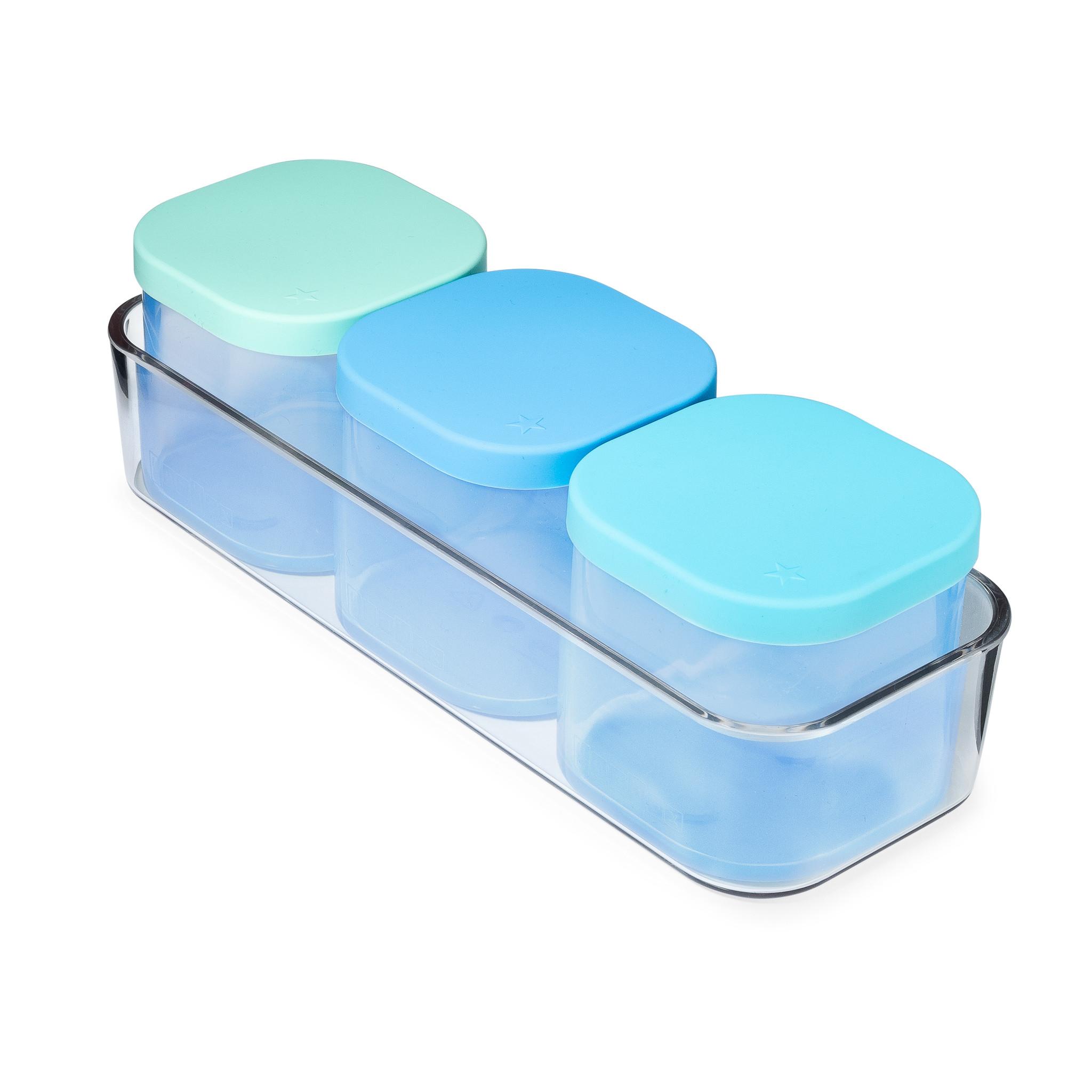 Yumbox Chop Chop tray, rectangular-12