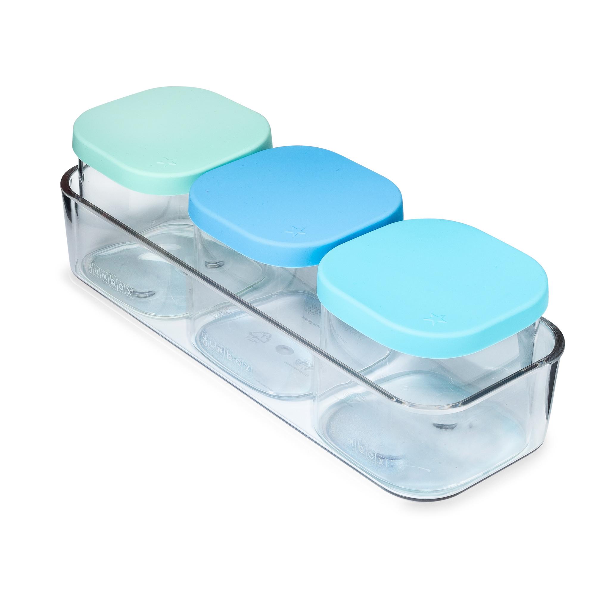 Yumbox Chop Chop tray, rectangular-10
