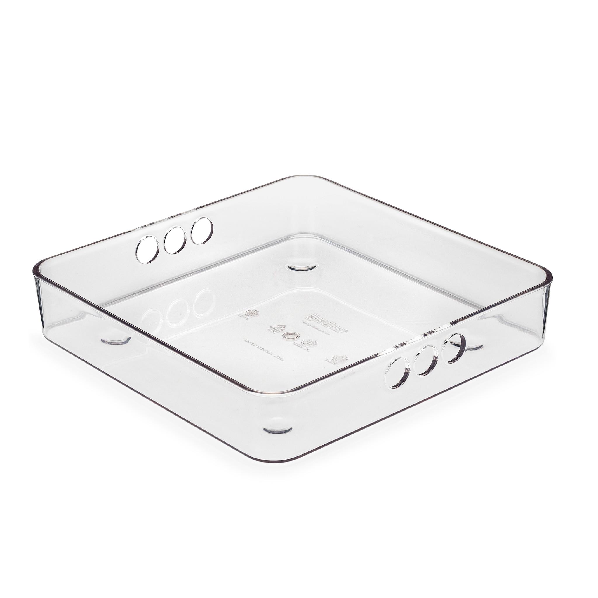 Yumbox Chop Chop tray, vierkant-1