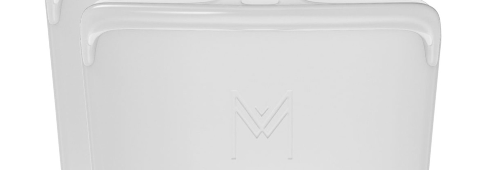 MontiiCo Pack & Snack Bags - Clear