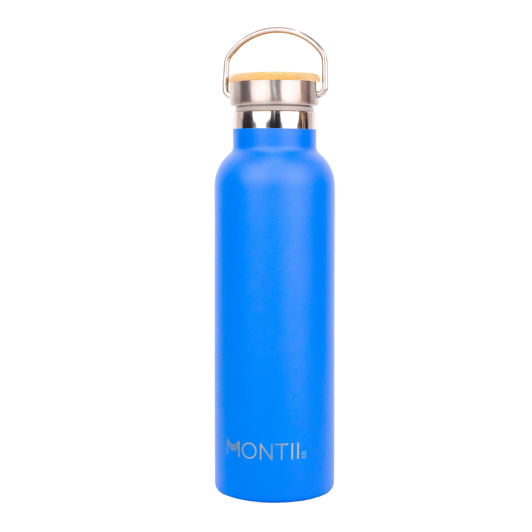 MontiiCo Original Thermo Bottle - Blueberry-1